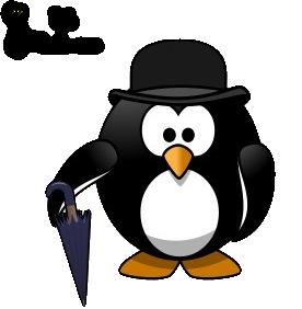 Tube pingouin