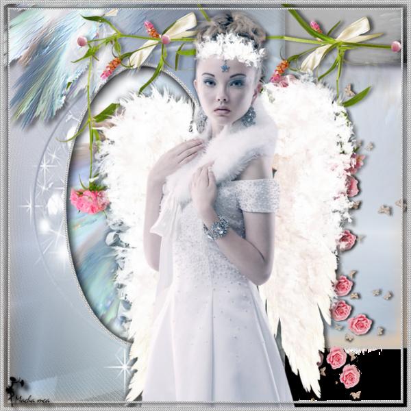 Un ange...