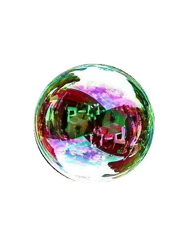 Une bien jolie bulle