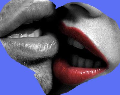 Lèvres,amour,baiser