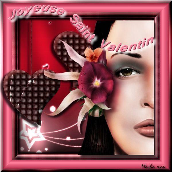 Cr ation saint valentin valentine - Creation saint valentin ...